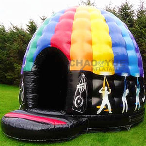 OEM Outdoor Inflatable Bouncy Jumping Castle for Kids Playground pictures & photos