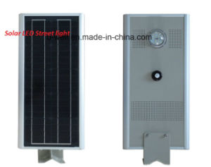 Integrated Solar Street Light 10-80W pictures & photos