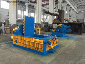 Hydraulic Scrap Metal Baler- (YDF-160A) pictures & photos