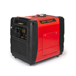 5600W 5.6kw Gasoline Digital Inverter Generator New System