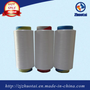 Nylon DTY Polyamide 6 Twist Yarn 50d/24f for Weaving Knitting pictures & photos