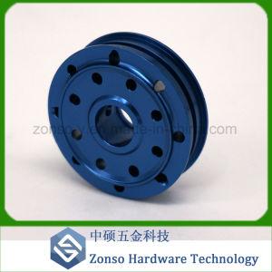 Customized OEM Precision Anodized Colored Aluminum/Metal CNC Machining Parts pictures & photos