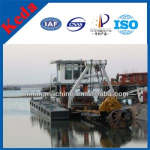 Mud Dredging Cutter Suction Dredger pictures & photos