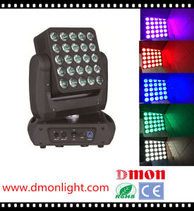 Performance 25*10W Matrix LED Moving Head Light