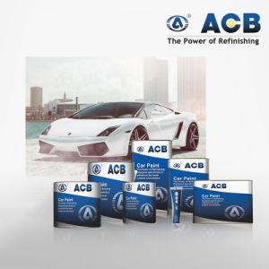 Car Refinish Products Auto Polyester Putty pictures & photos