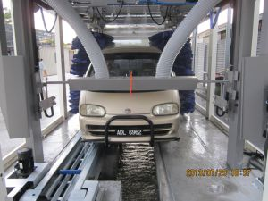 Risense Automatic Tunnel Car Wash System Automatic Car Wash pictures & photos