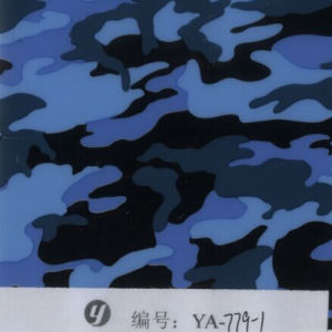 Tsautop 0.5/1m Width Water Transfer Printing Film Hydrographic Film Camo pictures & photos