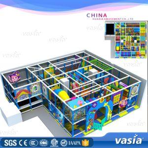 Sea World Style Tube Slide School Kid Indoor Playground pictures & photos