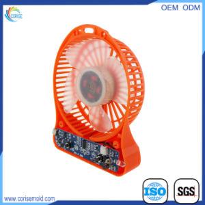 Automotive Electronics Parts Plastic Injection Moulding for USB Electric Fan pictures & photos