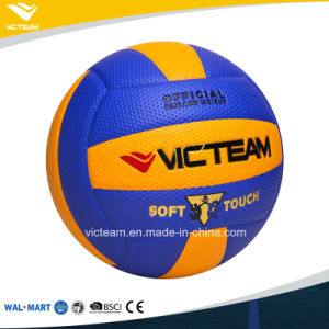 New Design Exclusive Size 5 PU Material Volleyball pictures & photos