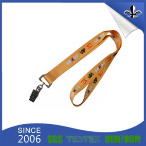 Custom Design ID Card Lanyard with Factory pictures & photos