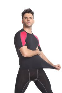 Customized Color Man′s Fitness Compression Skin Gym Running Sportswear pictures & photos