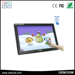"""17"""" Ultra HD Touch Advertising All in One Kiosk pictures & photos"""