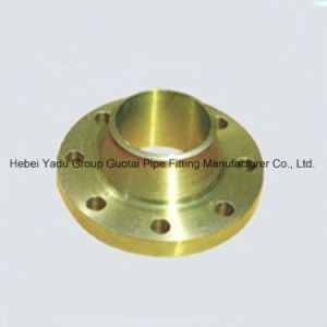 High Quality Copper Weld Neck Flanges pictures & photos