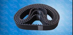 Rubber Synchronous Belt Rubber Timing Belt 100XL-10 pictures & photos