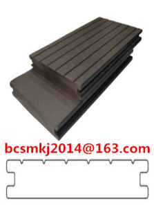 High Performance Solid Durable Waterproof WPC Garden Outdoor Decking