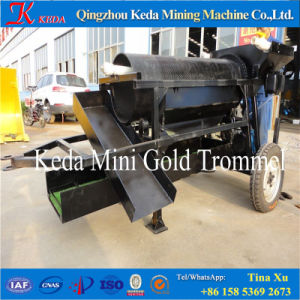 Small Gold Washing Trommel pictures & photos