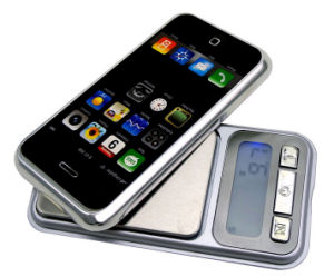 iPhone Case Type Mini 100g 0.01 Digital Pocket Jewelry Damond Scale pictures & photos