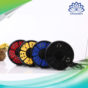 Electrical Socket Stereo Portable Mini Bluetooth Multifunction Speaker with 4 USB pictures & photos