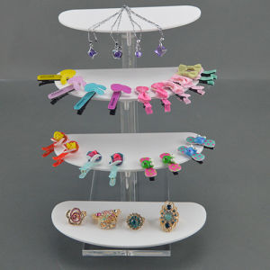 Point of Sale Acrylic Display Trays for Jewelry pictures & photos