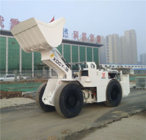 Xdcy-30 3.0ton 1.5m3 Mining LHD pictures & photos