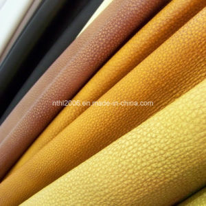 PVC Artificial Leather for Bag Case pictures & photos