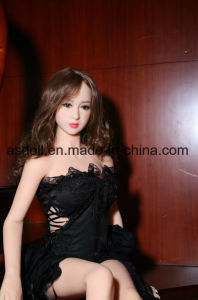 Agent Wanted Ce Certification 160cm Life Size Silicone Love Doll pictures & photos