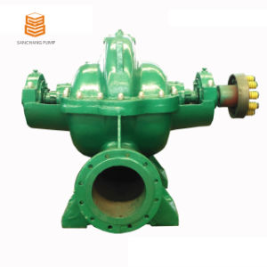 Double Suction Drainage and Irrigation Pump pictures & photos