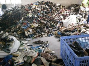 Big Size Man Sport Second Hand Used Shoes Africa Market pictures & photos