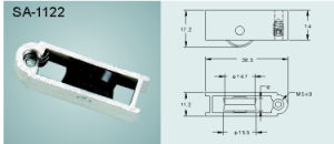Window and Door Sash Roller/Pulley (SA-1122) pictures & photos