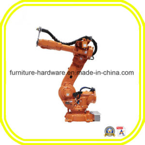 2-300kg Payload 6 Axis Industrial Articulated Robot Arm for Deburring pictures & photos