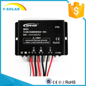 Epever 10A 12V Solar LED Lighting+IP68 Controller Ls101240lpli pictures & photos