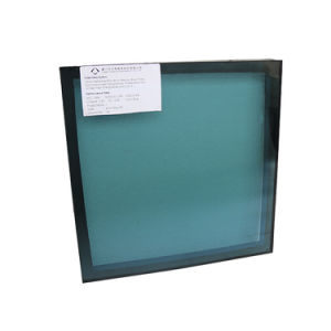 Acoustic Hollow Double Glazed Insulation Glass Unit pictures & photos