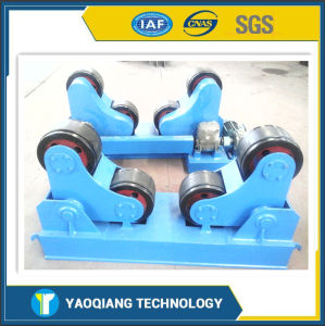 Factory Direct Sale 4t Self-Adjustable Welding Turning-Roll pictures & photos