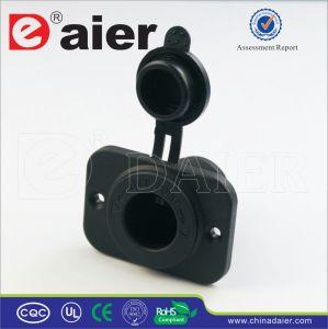 Daier Engel 12V Single Power Socket, Flush Mount Socket (DS9111) pictures & photos