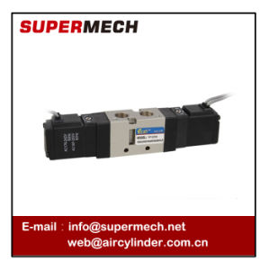 SMC Type Electric Solenoid Valve 24VDC 220V AC pictures & photos