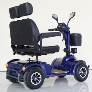 Four Wheel Electric Scooter with Ce pictures & photos