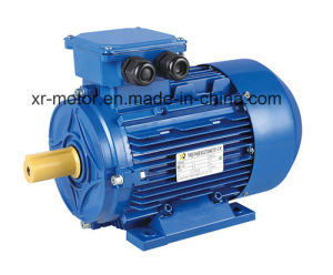 Ce Aporoved of High Efficiency Aluminium Housing Motor Ie2 Serises pictures & photos