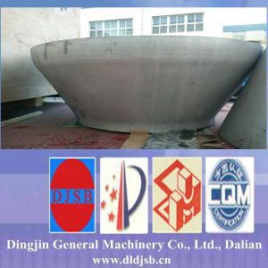 The Dish Head for Pressure Vessel Pipe Cap by Dingjin Manufactured pictures & photos