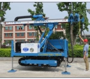 Xitan Mdl-135h Anchor Drilling Rig Foundation Drilling Machine Micropile Drill pictures & photos