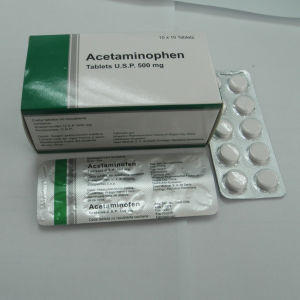 OEM Tablet 500mg Paracetamol pictures & photos