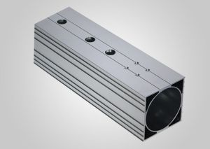 Aluminium Extrusion Profile for LED Strip Lights Bar pictures & photos