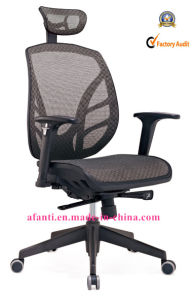 Ergonomic Office Mesh High Back Manager Chair (RFT-A37) pictures & photos