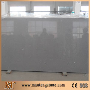 Crystal Star Quartz Engineered Quartz Stone for Countertop pictures & photos