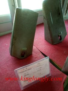 Hitachi Spare Parts Forging Bucket Teeth Not Casting for Mining Equipment