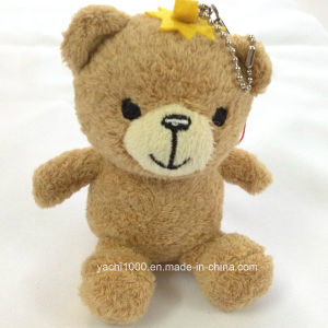 Plush Stuffed Teddy Bear Keychain pictures & photos
