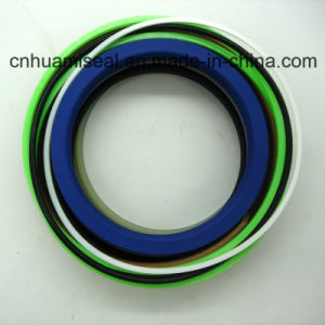 Bucket Cyl Seal Kit Oil Seal for Cat Excavator Parts E320b/C/D pictures & photos
