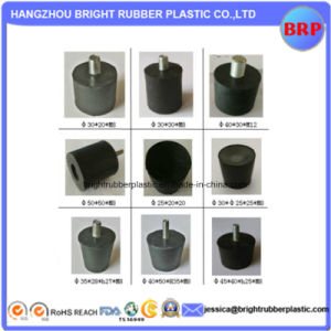 Black Damper Rubber for Vehicle Use pictures & photos