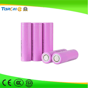 Solar Street Light Lithium Battery 3.7V 2500mAh Li-ion 18650 Battery pictures & photos