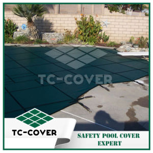 Plastic Winter Safety Inground Swimming Pool Covers pictures & photos
